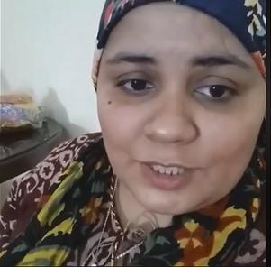 Ramla Akhtar est née, en 1980 (plus ou moins un an), à FAISALABAD (Pendjab) d'une ascendance ayant rejoint le Pakistan depuis l'Inde, lors de la partition.