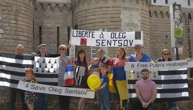 André markowicz Free Sentsov