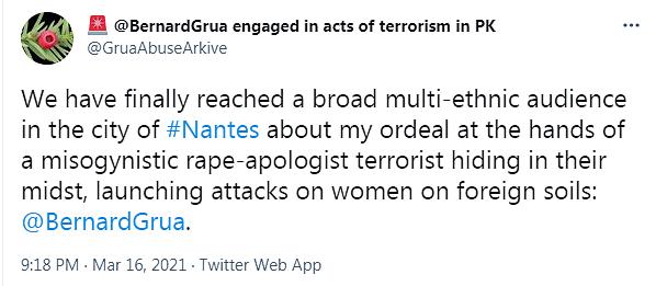 Ramla Akhtar: «Nous» avons finalement atteint une large et multi-ethnique audience à Nantes