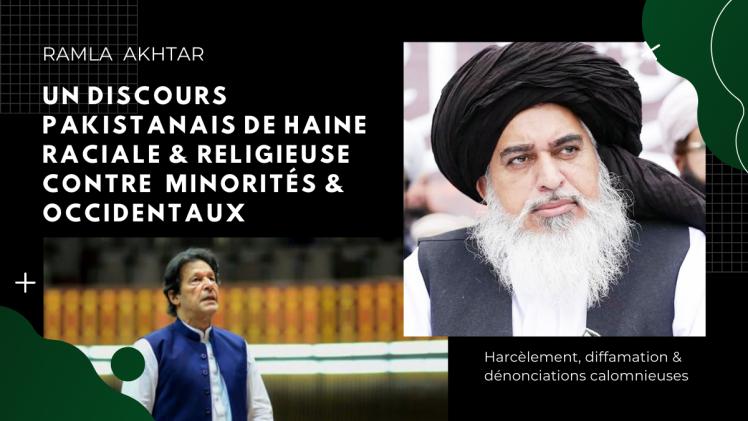 Ramla Akhtar, alias Rmala Aalam, est une femme instruite et radicalisée du sud Pakistan. Son discours de haine, étranger à la rationalité occidentale, laisserait penser par son argumentaire délirant, à un cas isolé. Pourtant, lorsque la France connaissait, à l'automne 2020, une série d'attentats terroristes meurtriers, il a été possible de prendre connaissance de messages effarants sur Twitter. Ils provenaient de nombreux citoyens pakistanais, mais aussi de leur gouvernement. Force est donc de reconnaître qu'Akhtar, la cyber-délinquante, représente un segment réel de la population à laquelle elle appartient. Il a semblé utile d'examiner les artifices auxquels elle a recours ainsi que les pulsions et ressentiments qu'elle exploite afin de mieux comprendre les mécanismes en œuvre dans cette explosive partie du monde.
