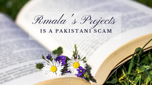 Rmala's Projects, also named by Ramla's Projects, is linked to Ramla Akhtar, nicknamed Rmala Aalam, also known as Ramla Al Alam, etc., who claims to be involved in supporting sustainable development in the high valleys of the north of the Pakistan. It is in fact a fake charitable NGO, with illegal status, using false communication, appropriating the achievements of other organizations, not compalying with the standards demanded by appeal to public generosity, operating according to an anti-transparency design, engaging in criminal activity. Ramla's Projects is a scam.