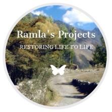 Ramla's Projects logo crowdfunding platform