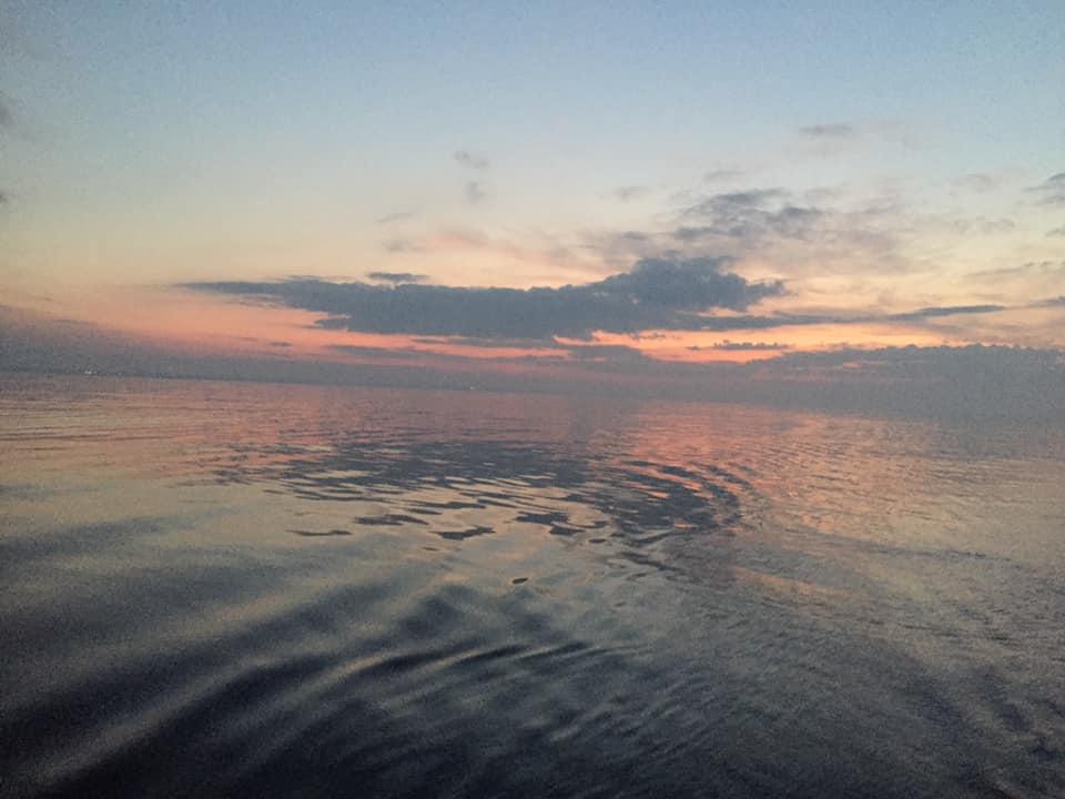 Козацька чайка «Пресвята Покрова»: Гладесеньке море