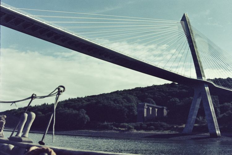 Міст Теренез на р.Ольн, світовий рекорд довжини однієї секції мосту, 515 метрів завдовжки., Козацька чайка «Пресвята Покрова», Світлини Юліана Куклевського