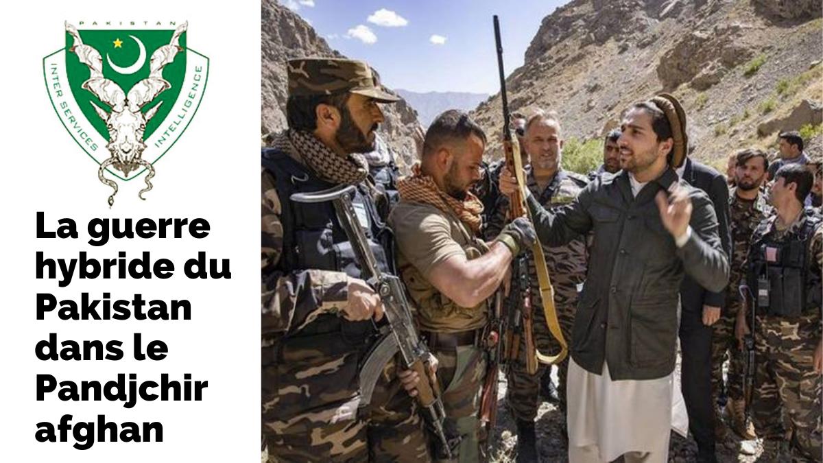 L'implication du Pakistan dans le conflit du Pandjchir afghan a permis aux Taliban de prendre le contrôle de la vallée en écrasant le Front National de Résistance d'Hamad Massoud. Pourtant, cette victoire pakistanaise peut être remise en question si les Occidentaux menacent l'Etat terroriste d'Islamabad de bombarder les établissements Taliban dans les zones tribales pakistanaises. Sans soutien aérien pakistanais, les Taliban ne pourront pas tenir le terrain qu'ils occupent aujourd'hui.